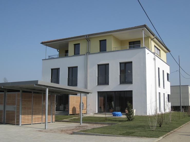 8 neubau doppelhaush lften georgengberg reutlingen. Black Bedroom Furniture Sets. Home Design Ideas