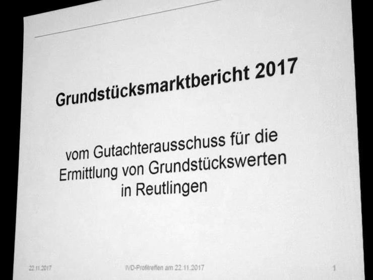 Reutlingen – Preise für Immobilien steigen