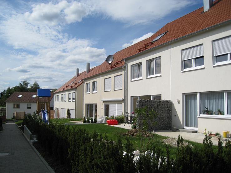 Doppel-Reihenhäuser und Grundstücke – Reutlingen-Oferdingen