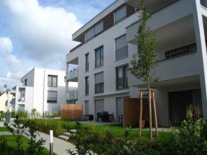 2- bis 4- Zimmer-Neubau-Wohnungen – Südstadt, Reutlingen