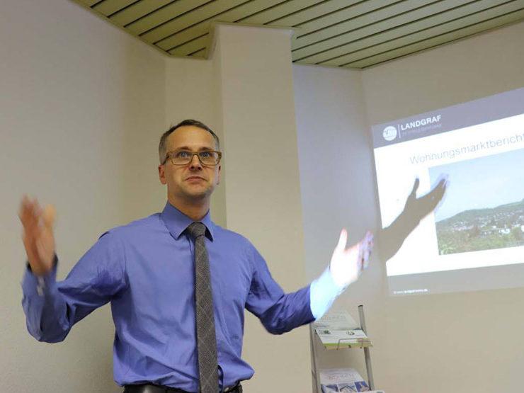 Immobilien und Wohnen Vortrag