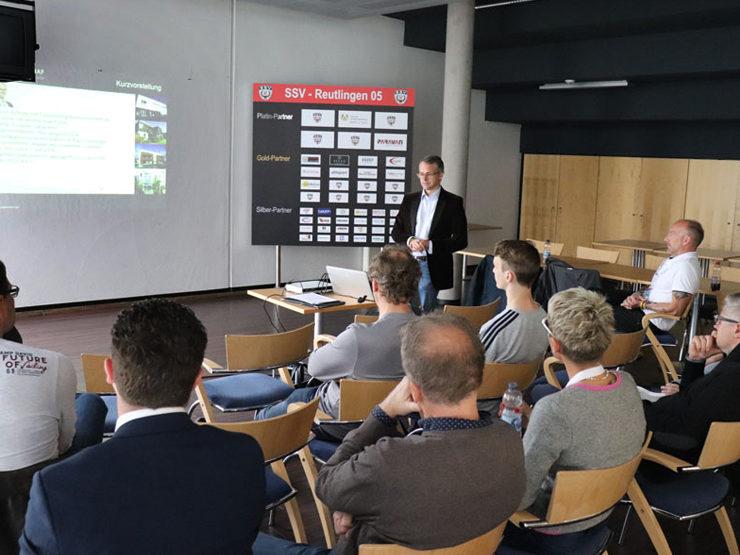 Vortrag über Verkauf von Immobilien im Kreis Reutlingen