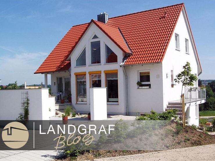 Verkauf von Neubau Immobilien: Spezialität von Christoph Landgraf Immobilien