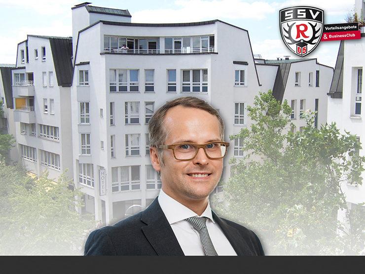 Landgraf Immobilien als Partner des  SSV Reutlingen 1905 Fußball e.V.