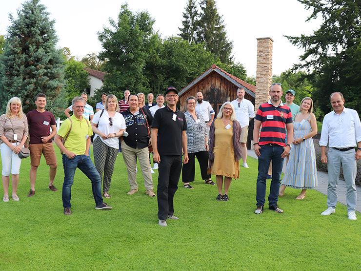 Sommer-Event der Unternehmerrunde Reutlingen und Eningen